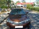 Bán xe Toyota Corolla Altis sản xuất 2015, màu nâu, xe nhà cần tiền bán gấp 630 triệu