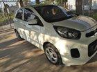 Bán ô tô Kia Morning năm 2015, màu trắng, 1 chủ đăng kí từ cuối 2015 đến giờ