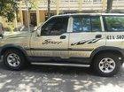 Bán Ssangyong Musso MT sản xuất 2003, xe chính chủ đang sử dụng