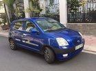 Bán Kia Picanto năm 2008, màu xanh lam, xe nhập