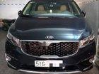 Chính chủ bán lại xe Kia Sedona đời 2018, màu xanh