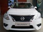 Bán Nissan Sunny 1.6 MT năm sản xuất 2018, màu trắng, giá chỉ 460 triệu