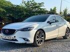 Bán xe Mazda 6 2.0 Premium năm sản xuất 2017, màu trắng, biển tỉnh, chạy chuẩn 24,000km
