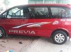 Bán Toyota Previa năm 1990, màu đỏ, nhập khẩu số tự động, giá 119tr