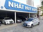 Bán Hyundai i10 1.0MT sản xuất 2014, màu bạc, nhập khẩu