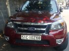 Cần bán gấp Ford Ranger XLT sản xuất 2011, màu đỏ, xe nhập