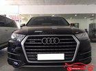 Bán xe Audi Q7 2.0 TFSI 2017, màu đen, nhập khẩu, chủ xe giữ gìn bảo dưỡng định kỳ