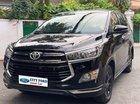 Bán xe Toyota Innova Venturer đời 2018, màu đen, bảo hành chính hãng 3 năm