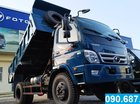 Bán xe Ben Thaco FD650. E4(5.4 khối) Long An, Tiền Giang, Bến Tre