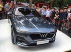 Bán ô tô VinFast LUX A2.0 đời 2019, màu bạc xanh