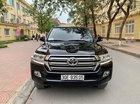 Bán xe Toyota Land Cruiser VX năm 2016, màu đen, nhập khẩu