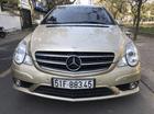 Bán xe Mercedes-Benz R350 sản xuất 2009 màu ghi vàng, nhập khẩu nguyên chiếc, giá 590 triệu