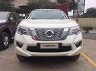 Bán Nissan X Terra V 2.5 AT 2018, màu trắng, nhập khẩu Thái Lan