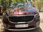 Cần bán xe Kia Sedona đời 2017, màu nâu, số tự động