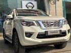 Bán xe Nissan Terra V 4WD đời 2018, màu trắng, 4WD cầu sau chủ động