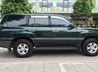 Bán xe Toyota Land Cruiser đời 2001, màu xanh lam, xe nhập