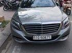Bán xe Mercedes S500 màu xanh ngọc (nội thất đen), đăng ký lần đầu 4/2014, đi được 50,000km