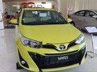Bán Toyota Yaris 2019, màu vàng, nhập khẩu