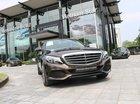 Giảm giá đặc biệt Mercedes C250 Exclusive đăng kí 2018, màu nâu, nội thất be