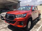 Toyota Pháp Vân bán Toyota Hilux 2.4E 4x2AT 2018 màu cam