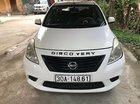 Bán ô tô Nissan Sunny 1.5MT sản xuất năm 2014, màu trắng, máy ngon