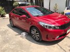 Chính chủ bán xe Kia Cerato sản xuất 2016, màu đỏ, nhập khẩu