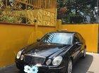 Bán xe Mercedes E200 năm 2008, màu đen, xe nhập