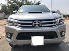 Cần bán gấp Toyota Hilux 3.0G AT năm sản xuất 2015, màu bạc, giá cạnh tranh