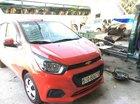 Bán xe Chevrolet Spark 4 chỗ, màu đỏ sành điệu, xe mới 98%