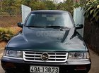 Cần bán lại xe Ssangyong Musso 1999, màu xanh lam