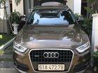 Cần bán lại xe Audi Q3 sản xuất năm 2012, màu nâu, xe nhập