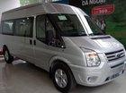 Tư vấn bán Ford Transit 2.4 L SVP sản xuất 2019, giá tốt tặng full phụ kiện, hỗ trợ trả góp cao - LH 0974286009