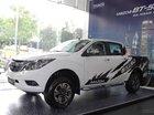 Bán ô tô Mazda BT 50 2.2MT sản xuất 2019, màu trắng, nhập khẩu nguyên chiếc