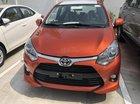 Bán Toyota Wigo 1.2 AT 2019, màu cam, xe nhập giá cạnh tranh
