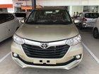 Bán xe Toyota Avanza 1.3 số sàn, màu vàng, nhập khẩu, hổ trợ vay 100%, thanh toán 70tr nhận xe