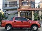 Cần bán lại xe Ford Ranger Wildtrak 2.2 sản xuất năm 2014, màu đỏ, 540 triệu