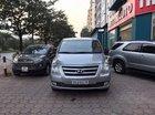 Bán Hyundai Starex đời 2016, màu bạc