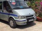 Cần bán xe Ford Transit năm 2004, màu bạc, nhập khẩu nguyên chiếc