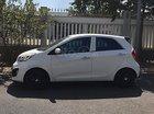 Bán Kia Picanto 1.25 AT 2013, màu trắng, số tự động giá cạnh tranh