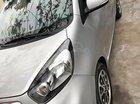 Bán ô tô Kia Morning 1.0 AT 2011, màu bạc, nhập khẩu