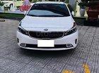 Bán Kia Cerato 1.6 AT đời 2017, màu trắng, xe gia đình