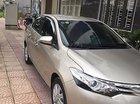Bán gấp Toyota Vios 1.5G đời 2017, màu vàng, số tự động