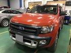 Bán Ford Ranger Wildtrak 2014 xe đi lướt, hỗ trợ trả góp ngân hàng