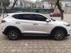 Bán ô tô Hyundai Tucson đời 2016 màu trắng, bản đặc biệt 2.0, nhập khẩu, biển tỉnh