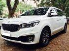 Cần bán gấp Kia Sedona 2.2L DATH sản xuất 2018, màu trắng số tự động