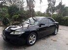 Cần bán lại xe Mazda 6 2003, màu đen