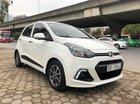 Cần bán Huyndai Grand i10 1.2AT nhập khẩu, số tự động, màu trắng