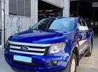 Bán Ford Ranger MT năm 2015, màu xanh lam, xe nhập