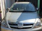 Cần bán lại xe Toyota Innova đời 2006, màu bạc, 250tr
