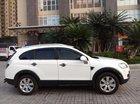 Ô tô Thủ Đô bán xe Captiva LTZ 2010 màu trắng, 329 triệu